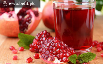benefits of pomegrant