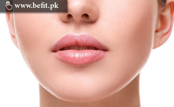 Avoid Chapped Lips