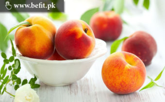 benefits of peach