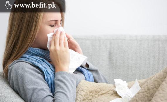 موسم سرما کی بیماریاں