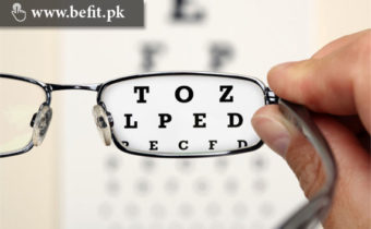 healthy eyesight