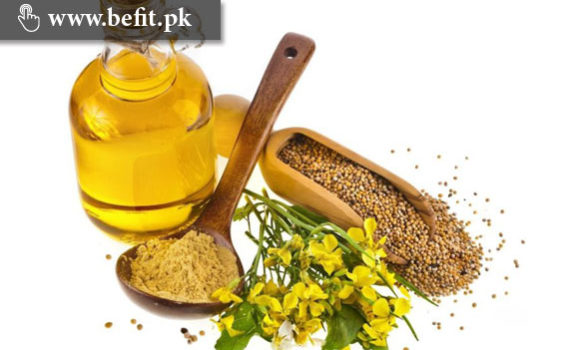 benefits of mustard oil