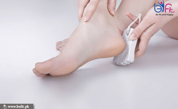 dry feet care tips